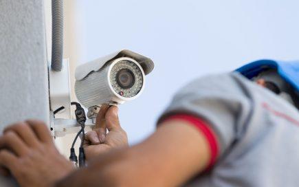 Security-Camera-Installer